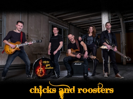 Chicks and Roosters
